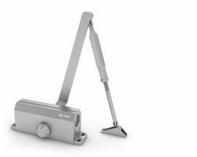 Доводчик 1025 ST серебро