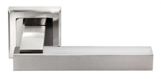 Дверная ручка MORELLI DIY MH-37 SС/CP-S хром/полированный хром
